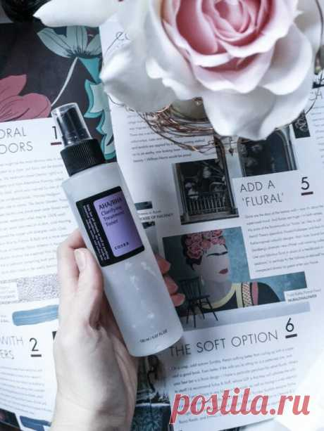 тонер с килотами Cosrx АНА/ВНА clarifying treatment toner | Блог о косметике и красоте Dareas Beauty