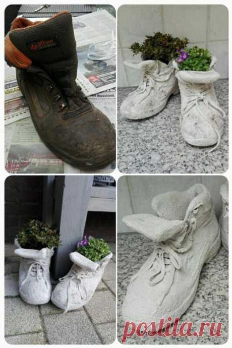 Скульптуры из бетона (фигуры) изготовление своими руками