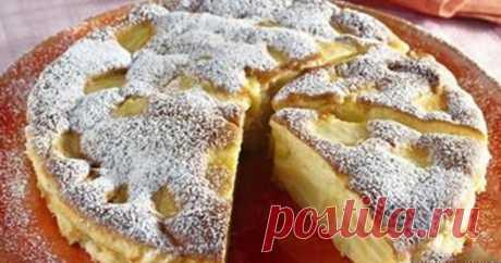 Итальянский пирог с яблоками      Лучший пирог, который только можно придумать. Он точно станет частым гостем на вашем столе, особенно во время праздников. А уж для воскресных домашних завтраков — это просто незаменимое блюдо!   …