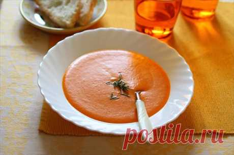Тыквенный суп-пюре   EverydayMe Russia