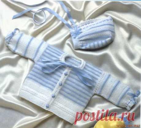 Вязание малышам | Записи в рубрике Вязание малышам | Дневник f-i-r-e