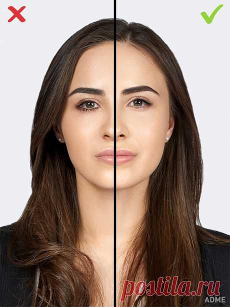10 ошибок в макияже, которые делают нас старше