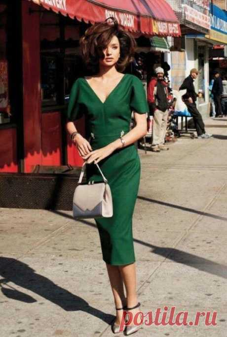 6 платьев, которые всегда смотрятся дорого не зависимо от моды   Новости моды
