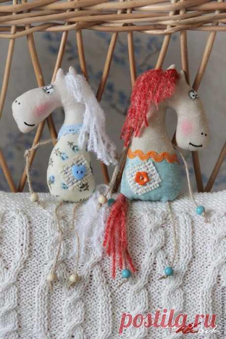 Шкодная лошадка - Ярмарка Мастеров - ручная работа, handmade