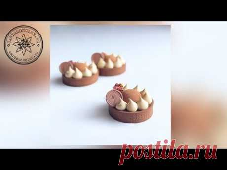 ТАРТ💥 Простой рецепт тарталетки с карамелью и орехами на песочном тесте