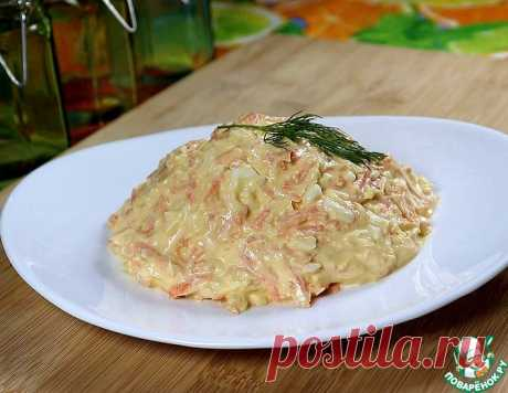 Салат из свежей моркови – кулинарный рецепт