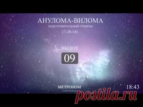Анулома-Вилома (Метроном 7-28-14)