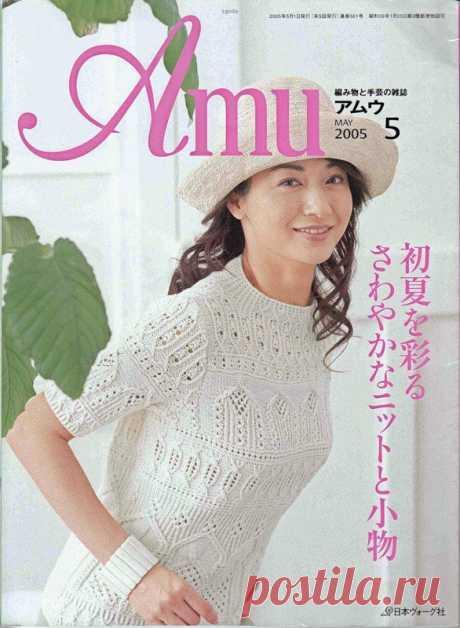 Японские журналы по вязанию (21) - Китайские, японские - Журналы по рукоделию - Страна рукоделия