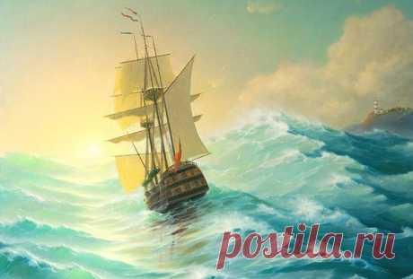 Когда дует ветер перемен, ставь не стены, а паруса . Восточная мудрость.