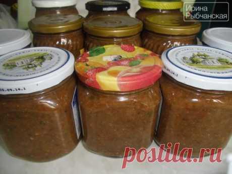 Ткемали из сливы на зиму: простой рецепт из доступных продуктов Вы готовите один из самых знаменитых грузинских соусов ткемали из сливы на зиму? Если нет, то я сейчас научу вас его готовить легко и просто.