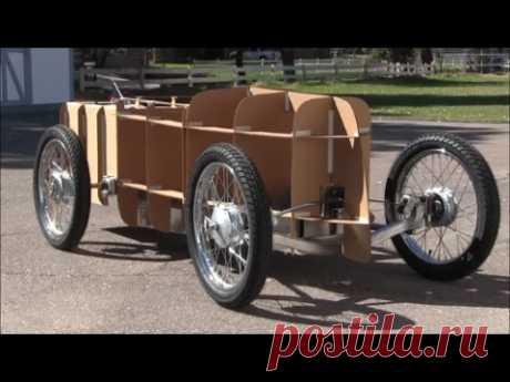 Building the '37 Studebaker Body Part 1