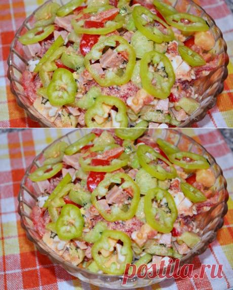 Салат «Мария» | Вкусный день
