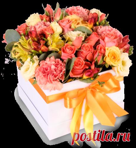 Клипарт Букет цветов.