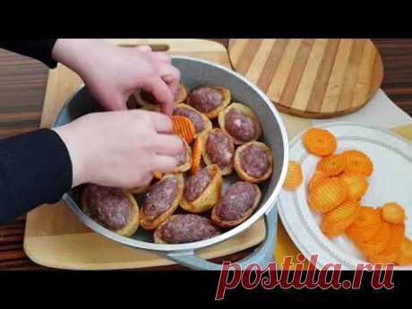 Очень вкусный обед/ Маззали тушлик