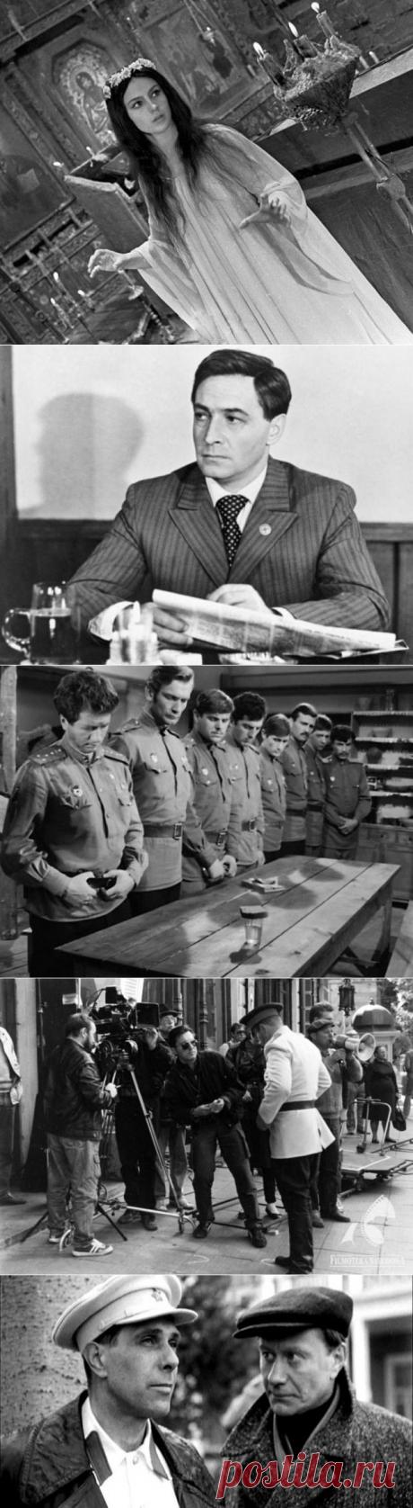 49 кадров из наших любимых кинофильмов / Назад в СССР / Back in USSR