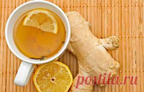 Имбирь с лимоном для похудения: легкий способ сбросить лишний вес
