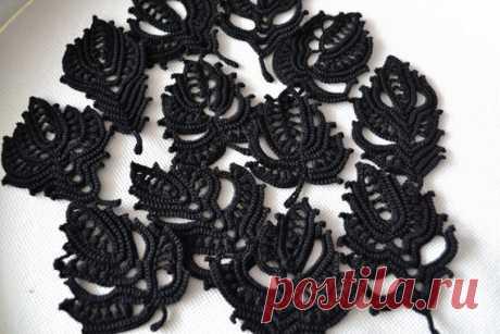 Gothic style flower Goth Witch accessories Dark Victorian Diy