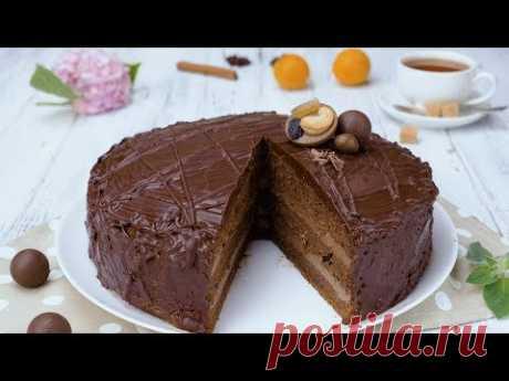 Торт «Прага» в домашних условиях - Рецепты от Со Вкусом