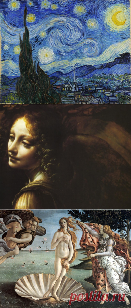 10 kruteyshih de los museos, que se puede visitar sin salir de casa.