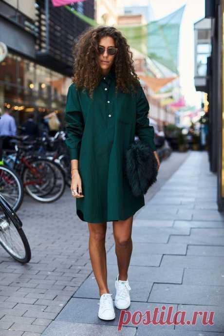 Платье-рубашка: прекрасный вариант для весны Платье-рубашка – это универсальный фасон, который всегда будет в моде. Другое название этой вещи: платье-шемизье. «Шемизье» — это название женского фасона блузок. Они получили свою форму у классической мужской рубашки...