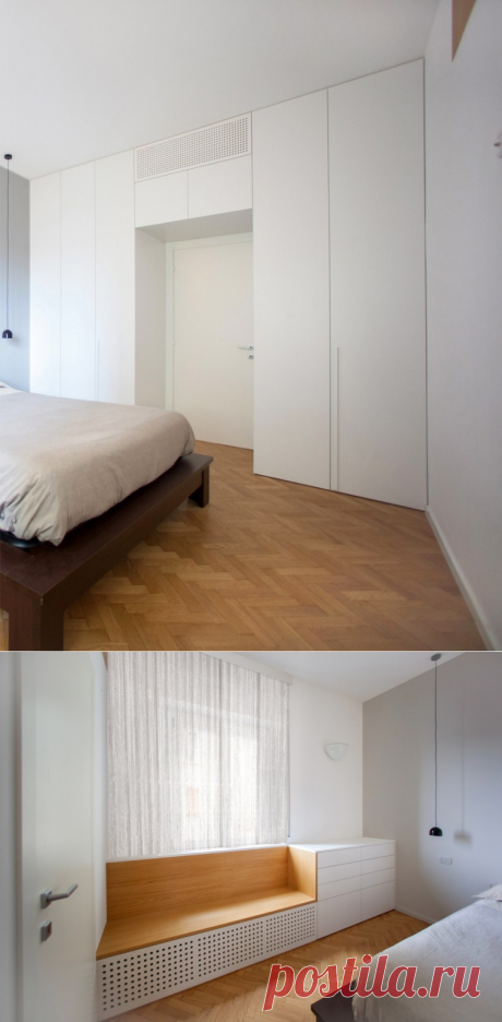 Перепланировка квартиры в Италии ч.2 - Дизайн интерьеров | Идеи вашего дома | Lodgers