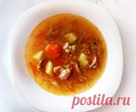 Томатный рыбный суп с булгуром - рецепт с фото пошагово