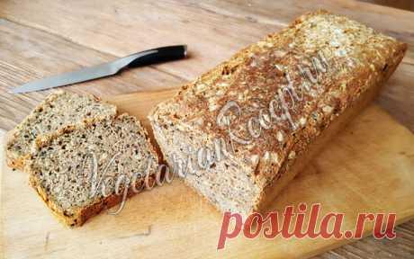 Рецепт закваски и полезного ароматного хлебушка!