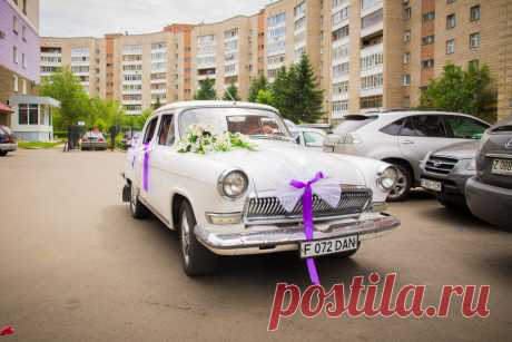 Свадьбы  Усть-каменогорска