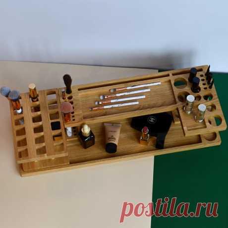 makeup tray / brush organizer / stationery organizer / jewelry