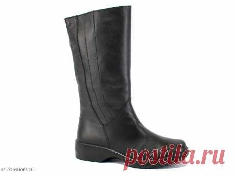 Сапоги женские Росвест 696, черный - женская обувь, сапоги. Купить обувь Roswest