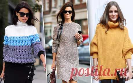 Фасоны свитеров, которые понравятся вашему мужчине — Мода