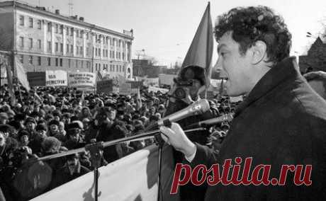 Борис Немцов. Вся жизнь – борьба со скукой  (интервью)