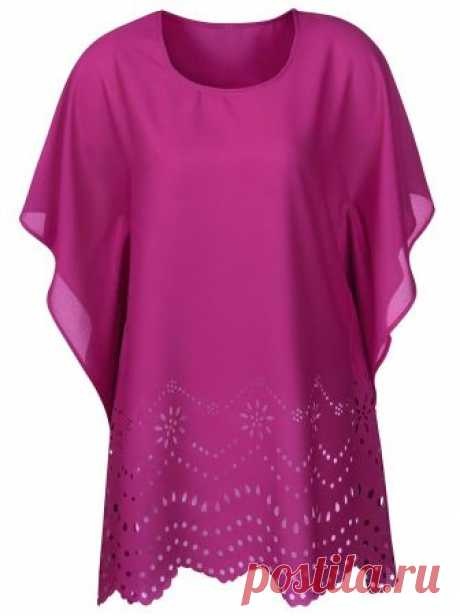 Color a fuchsia of only 1899 rubles to buy a caftan in WITT International - 350.078.025