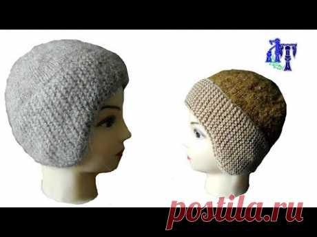 Универсальная шапочка с ушками
