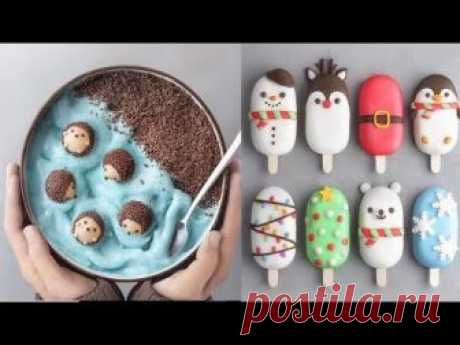 Easy Dessert Recipes 🍨🍫 10+ Yummy Cake Decorating Tutorials - Amazing Cake decorating ideas
