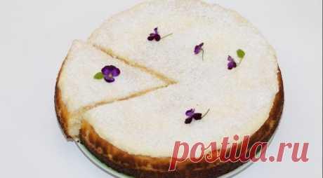 Венгерская ватрушка с кокосом — Sloosh – кулинарные рецепты