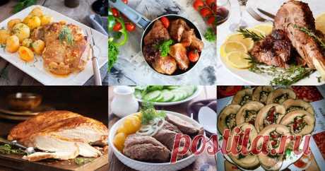 Бедро индейки - 21 рецепт приготовления пошагово Блюда из бедра индейки: 21 рецепт