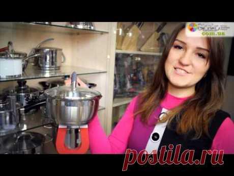 Посуда для индукционных плит. Как выбрать?