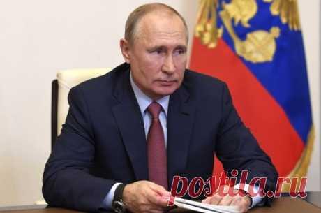 Путин возмутился реакцией властей региона на разлив топлива в Норильске Президент РФ считает необходимым объявить в городе режим чрезвычайной ситуации федерального уровня.