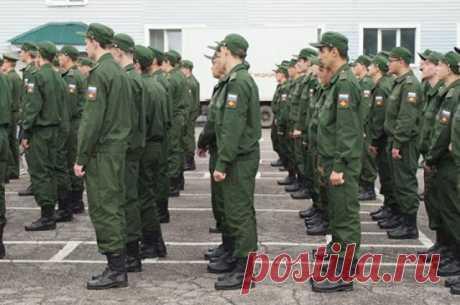 Обучение в военных учебных центрах при вузах приравняют к службе в армии Выпускники таких центров смогут получить воинские звания.