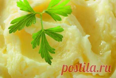 Как сделать уникальное картофельное пюре