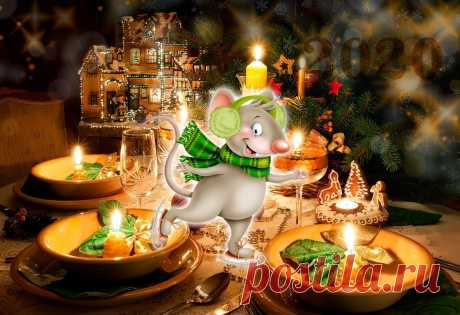 Топ 5 продуктов, которые нельзя подавать в 2020 году на новогодний стол По китайскому календарю 2020 — год металлической крысы. Это первый знак из цикла 12 животных-знаков зодиака. Поэтому наступающий год считается годом новых начинаний и обновлений. Очень важно правильно