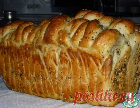 """Сербский хлеб """"Погачице"""" на топленом молоке – кулинарный рецепт"""