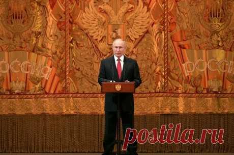 Путин назвал обязанности, которые должны остаться у президента Он пояснил, что России нельзя полностью превращаться в парламентскую республику.