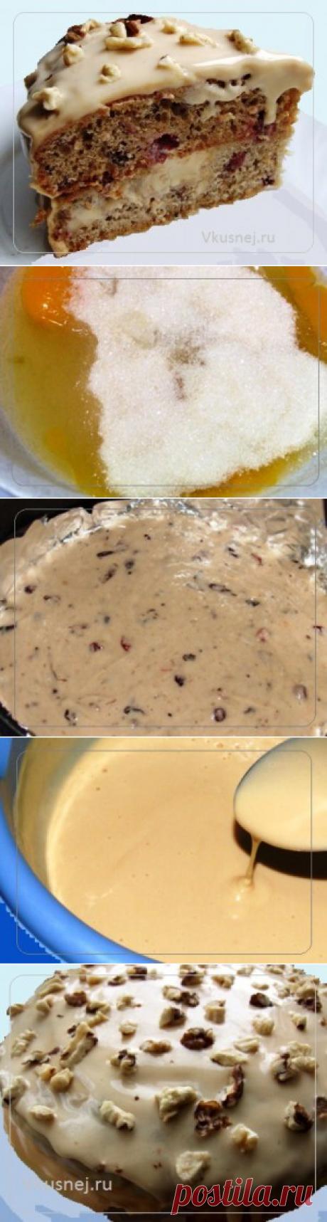 Торт на кефире «Поляна» | Рецепты вкусно