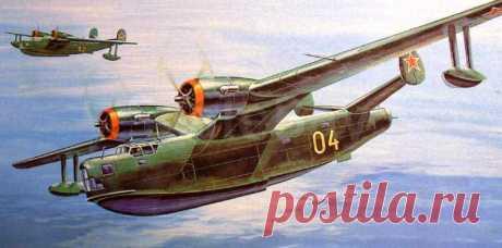 Многоцелевая летающая лодка - самолет - амфибия Бе-6 | Немного истории | Яндекс Дзен
