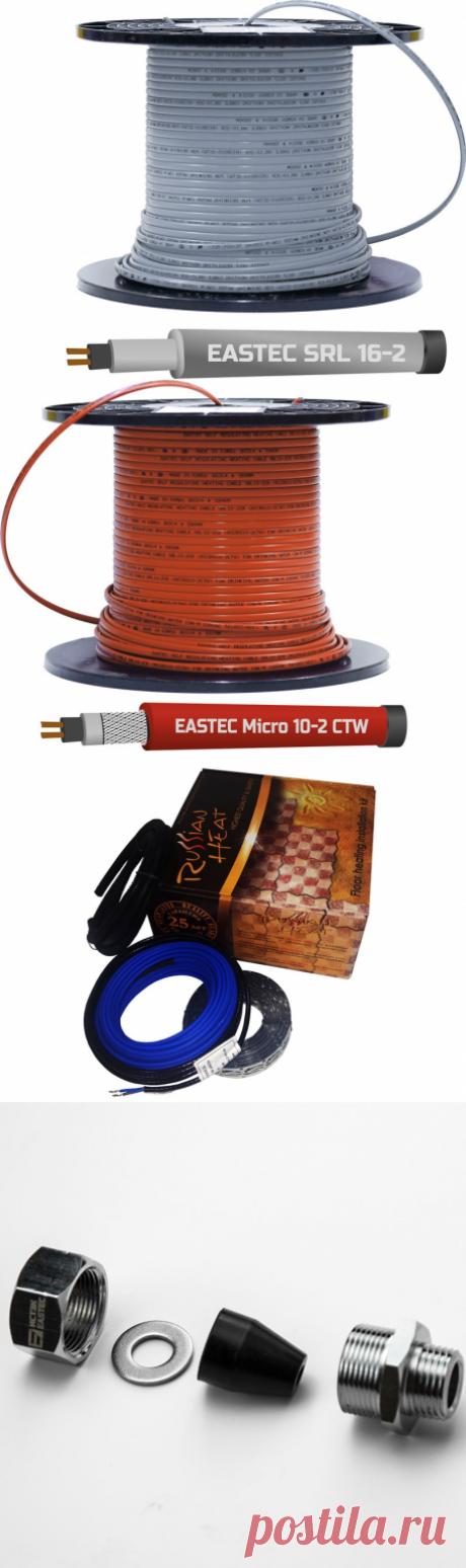 Греющие кабели - какой выбрать греющий кабель, что нужно знать, где купить - основная информация.