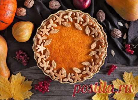 Выпечка из тыквы: рецепт быстрого и вкусного тыквенного пирога - tochka.net
