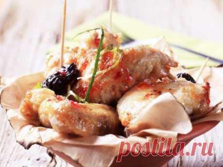 Курица с черносливом: 6 рецептов / Простые рецепты