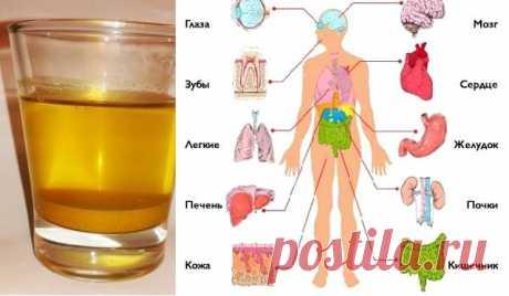 Выпивайте стакан воды с куркумой утром и вот, что будет происходить с вашим организмом!